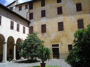 The Monastery of Santa Elisabetta, Florence