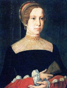 The Duchess of Urbino, Madeleine de La Tour d'Auvergne
